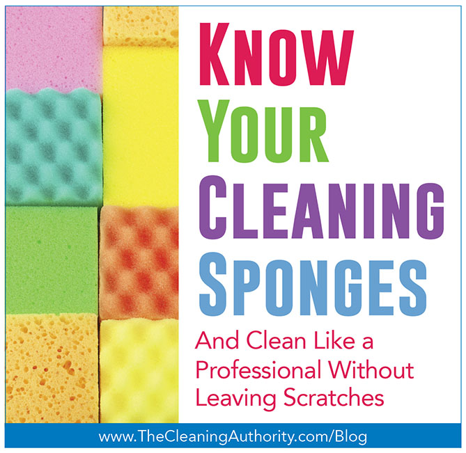 Know what kind of cleaning sponge should be used - Seven different uses of the kitchen sponge ...