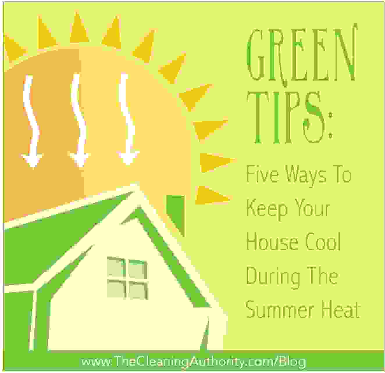Five Ways To Keep Your House Cool During The Summer