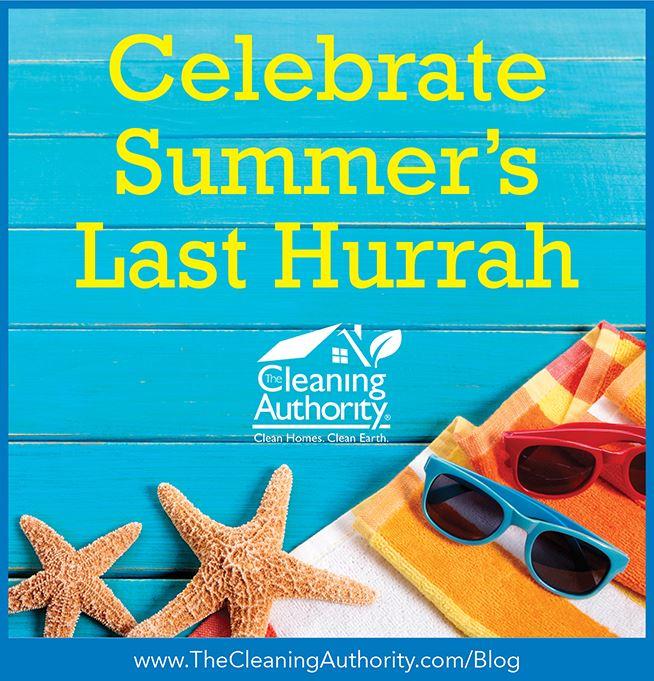 Celebrate Summer S Last Hurrah