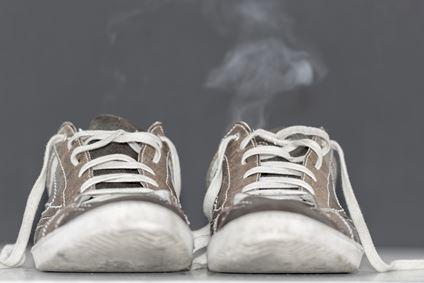 Stinky Shoes