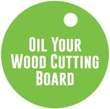 Oil Your Wood Cutting Board