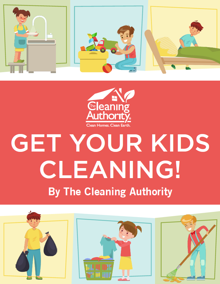 Get Your Kids Cleaning!
