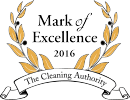 2016 Mark of Excellence Badge
