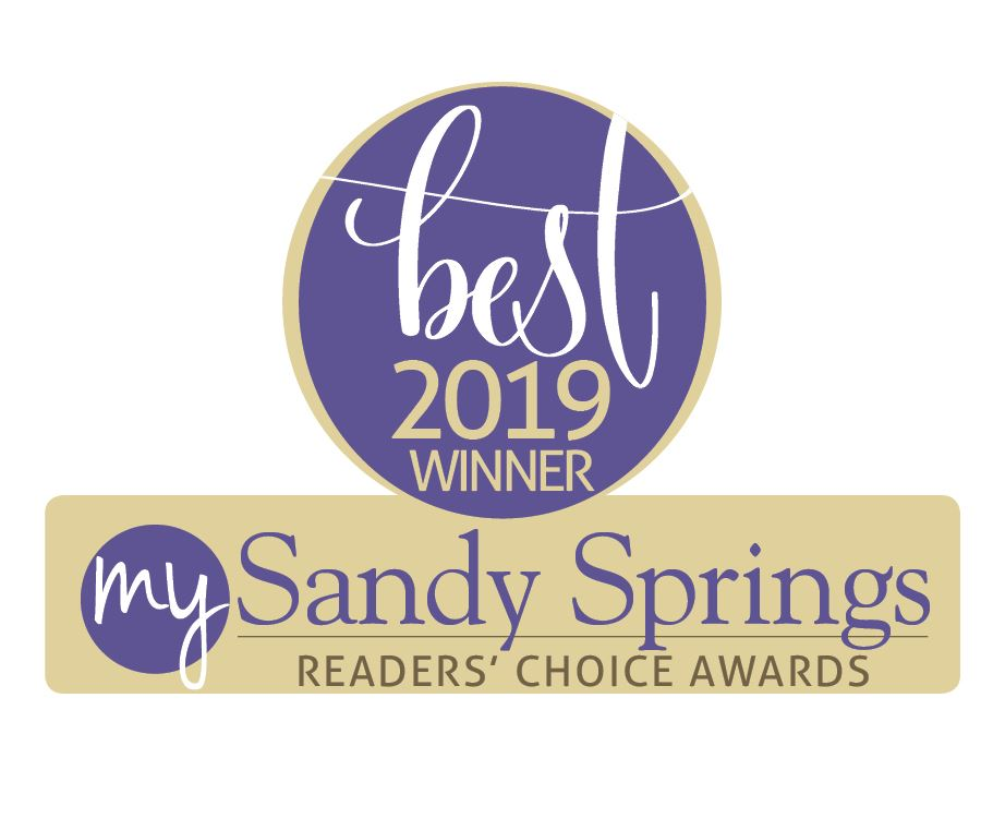 Sandy Springs Readers' Choice Award 2019