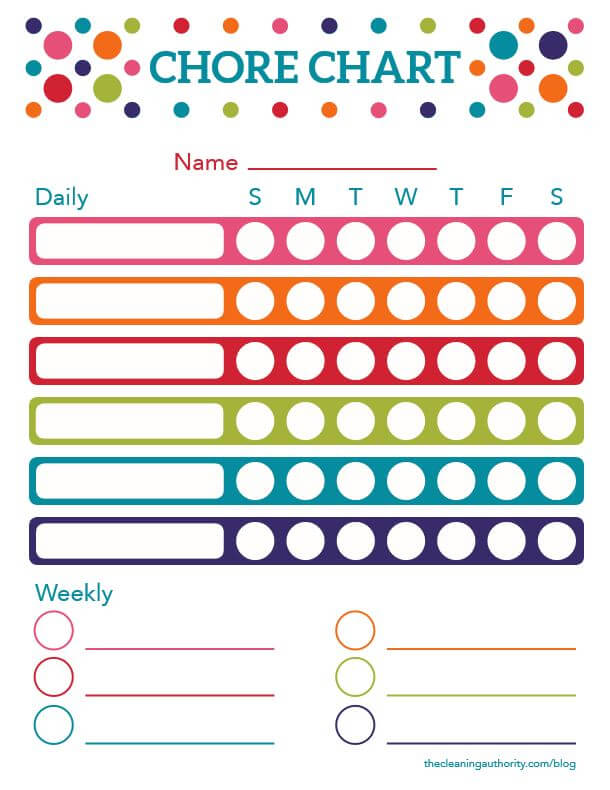 graphic about Free Printable Chore Chart referred to as No cost Printable: Summer time Chore Chart