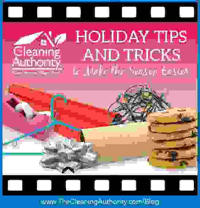 Holiday tips and tricks