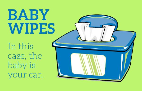 Infographic: Baby Wipes