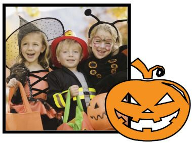 Halloween Safety: Kids in Costumes