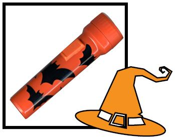 Halloween Safety: Flashlight