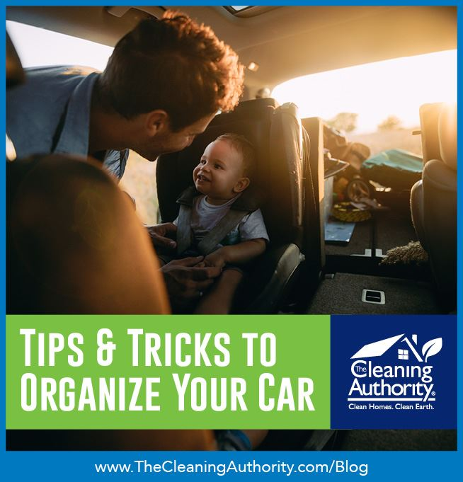 tips & Tricks to Organize Your Car