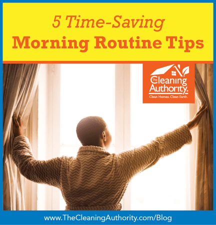 5 timesaving morning routine tips